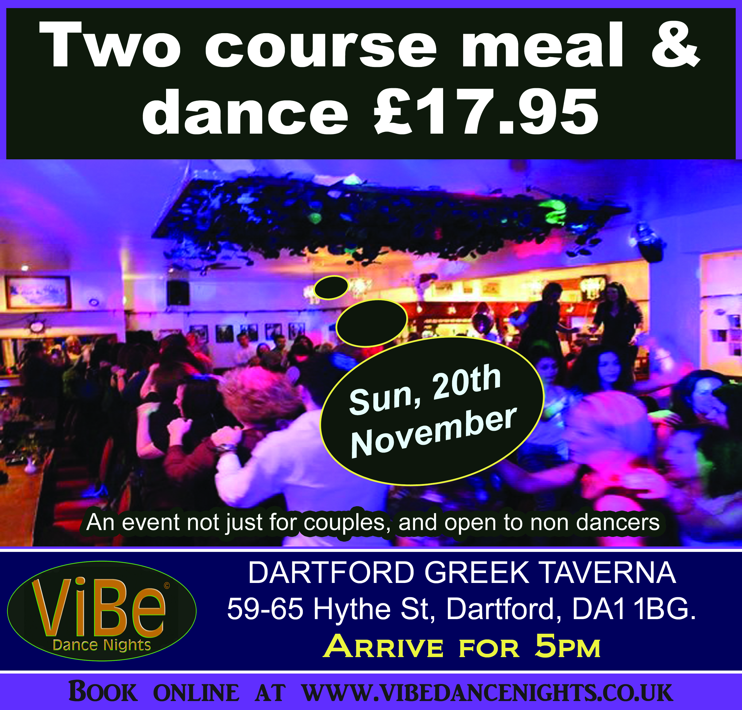 Get your greek on dinner dance