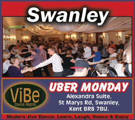 Modern Jive Dance Classes Swanley